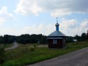 Часовня Успения Пресвятой Богородицы - Большое Захонье - Плюсский район - Псковская область