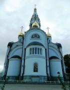Очаково-Матвеевское. Иверской иконы Божией Матери, церковь