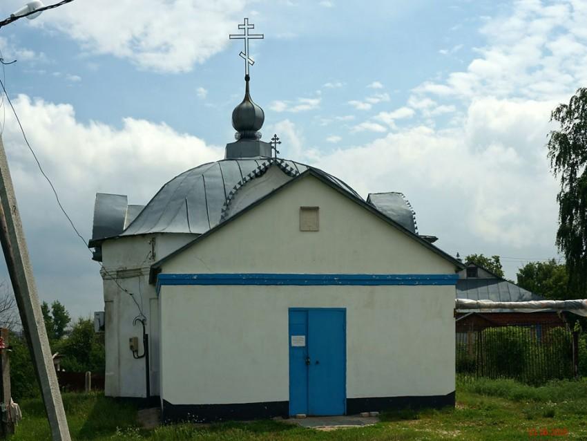 Церковь Николая Чудотворца, Хмелинец