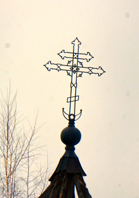 Церковь Вознесения Господня, Высокое
