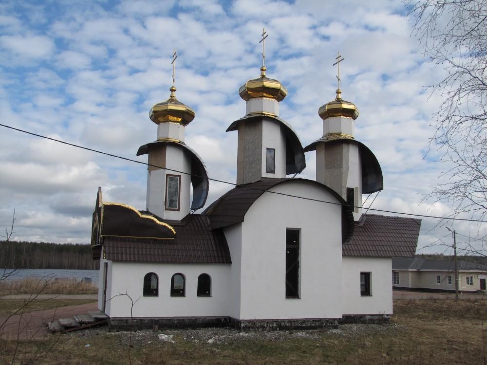 Церковь Николая Чудотворца, Лодейное Поле