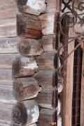 Народный этнографический музей. Неизвестная привратная часовня из села Рудина Слободка - Мышкин - Мышкинский район - Ярославская область