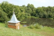 Неизвестная часовня - Верхняя Любовша - Краснозоренский район - Орловская область