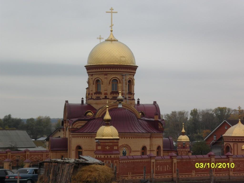 Церковь Матроны Московской, Майорское
