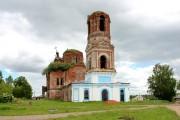 Кугушерга. Казанской иконы Божией Матери, церковь