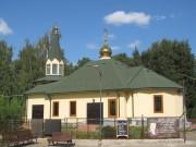 Проспект Вернадского. Николая Чудотворца при МГИМО, церковь