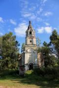 Церковь Спаса Преображения - Маслово (Спас-Ульстимский погост) - Удомельский городской округ - Тверская область