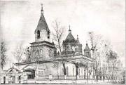 Байки. Михаила Архангела, церковь