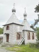 Церковь Тихвинской иконы Божией Матери в посёлке Кирова - Барнаул - Барнаул, город - Алтайский край