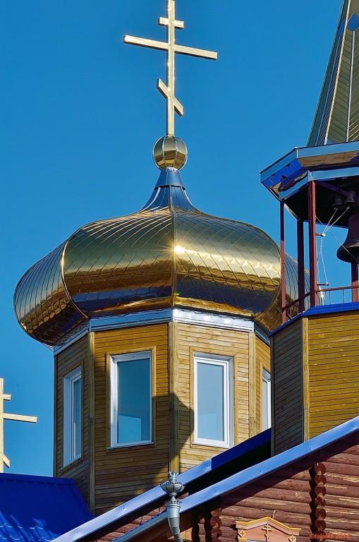 Церковь Спаса Преображения, Змеиногорск