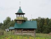Часовня Георгия Победоносца - Мунозеро - Медвежьегорский район - Республика Карелия