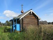 Часовня Иоанна Богослова - Черкасы - Медвежьегорский район - Республика Карелия