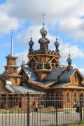 Церковь Серафима Саровского - Сосногорск - г. Сосногорск - Республика Коми