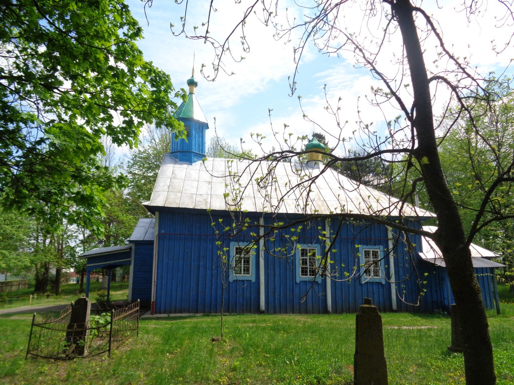 Церковь Усекновения главы Иоанна Предтечи, Соколово