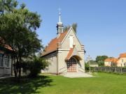 Церковь Анны Праведной - Гижицко - Варминьско-Мазурское воеводство - Польша