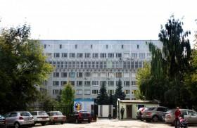 Больница 55  адрес Москва Загородное шоссе д 18 А