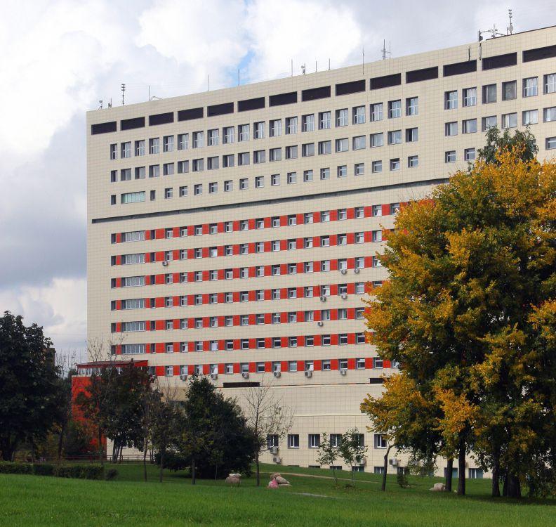 Городская клиническая больница имени СС Юдина ГКБ 7