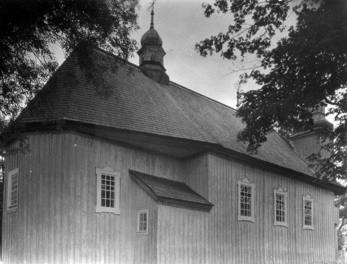 Церковь Параскевы Пятницы, Дивин