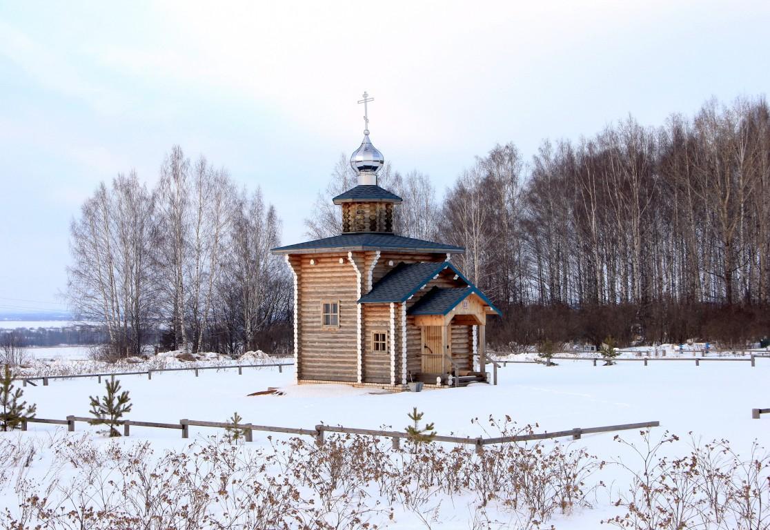 Часовня Всех Святых, в земле Российской просиявших, Архангельское