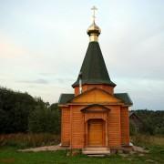 Часовня Феодосия Черниговского - Тогодь - Холмский район - Новгородская область
