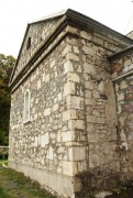 Каманский мужской монастырь Иоанна Златоуста. Церковь Иоанна Златоуста - Каманы (Команы) - Абхазия - Прочие страны