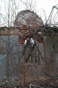 Церковь Екатерины - Старая Пыхань, урочище - Первомайский район - Ярославская область