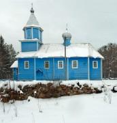 Церковь Николая Чудотворца - Вежное - Пружанский район - Беларусь, Брестская область