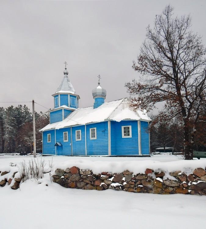 Церковь Николая Чудотворца, Вежное