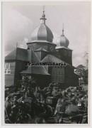 Церковь Рождества Пресвятой Богородицы - Лысково - Пружанский район - Беларусь, Брестская область