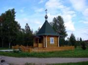 Часовня Троицы Живоначальной - Чернеево - Шекснинский район - Вологодская область