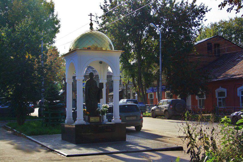 Часовня Николая Чудотворца на месте Зоиного стояния, Самара