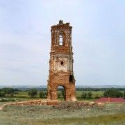 Колокольня церкви Троицы Живоначальной - Качалинская - Иловлинский район - Волгоградская область