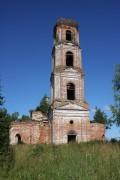 Церковь Казанской иконы Божией Матери - Русское-Кошево, урочище - Краснохолмский район - Тверская область