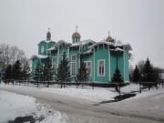 Церковь Сергия Радонежского - Исакогорка - г. Архангельск - Архангельская область