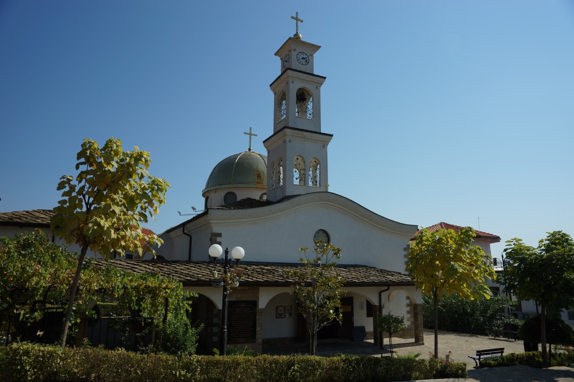 Церковь Власия, Свети-Влас