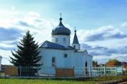 Церковь Николая Чудотворца (новая) - Смышляевка - Волжский район и г. Новокуйбышевск - Самарская область