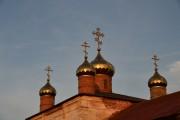 Церковь Николая Чудотворца - Средняя (Олюшино) - Верховажский район - Вологодская область