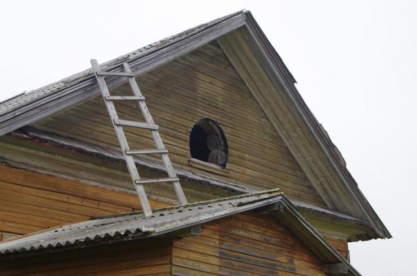 Церковь Благовещения Пресвятой Богородицы, Немнюга