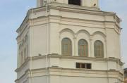 Иверский женский монастырь. Церковь Николая Чудотворца в колокольне (воссозданная) - Самара - г. Самара - Самарская область