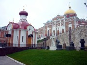 Иверский женский монастырь. Часовня Царственных Страстотерпцев - Самара - г. Самара - Самарская область