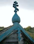 Часовня Николая Чудотворца - Пелусозеро - Пудожский район - Республика Карелия