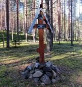 Часовня Рождества Пресвятой Богородицы(?) - Пелусозеро - Пудожский район - Республика Карелия
