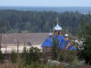Церковь Андрея Первозванного при ФКУ ИК 62 - Ивдель - Ивдельский район - Свердловская область