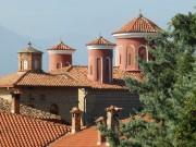 Собор Харалампия - Метеоры (Μετέωρα) - Фессалия (Θεσσαλία) - Греция