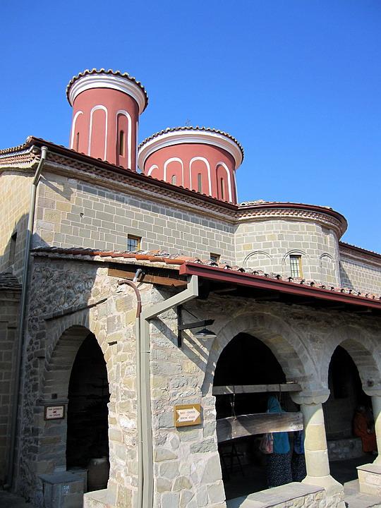 Собор Харалампия, Метеоры (Μετέωρα)