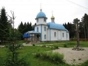 Ерцево. Казанской иконы Божией Матери, церковь