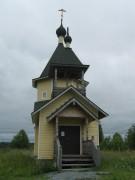 Церковь Петра и Павла - Уница - Кондопожский район - Республика Карелия