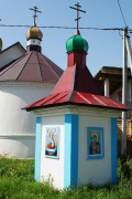 Покровский Эннатский мужской монастырь - Новомихайловка - Фёдоровский район - Республика Башкортостан