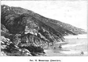 Монастырь Дионисиат - Афон (Ἀθως) - Айон-Орос (Άγιον Όρος) - Греция