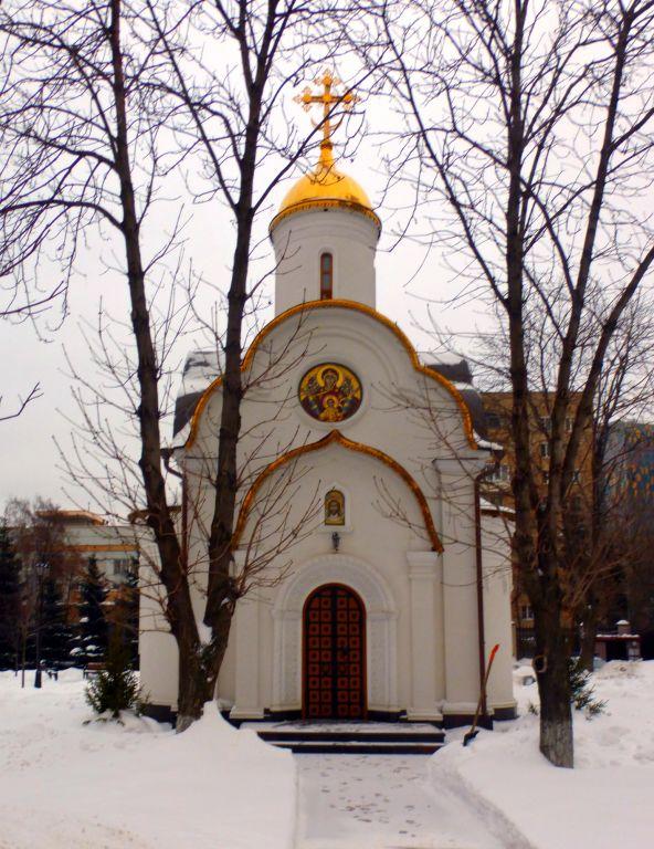 Церковь Державной иконы Божией Матери при ГУ МВД по ЦФО, Москва